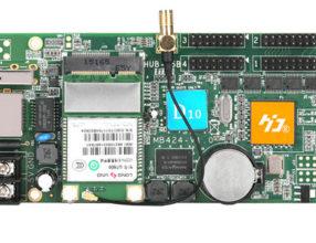 Huidu High performance strip video screen controller D10