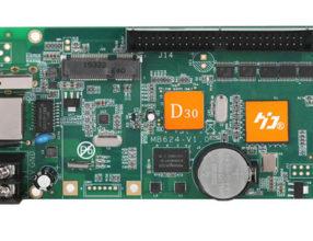 Huidu High performance strip video screen controller D30