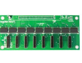 LED hub card HUB08