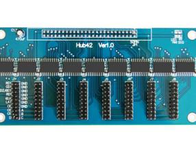 LED hub card HUB42