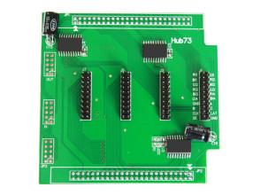 LED hub card HUB73