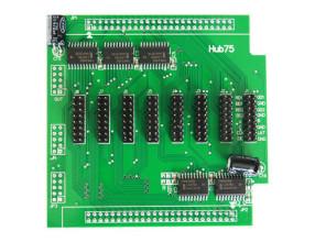 LED hub card HUB75