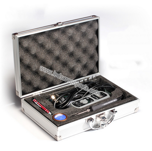 Portable Electric Soldering Iron Kit for LED sign engineer