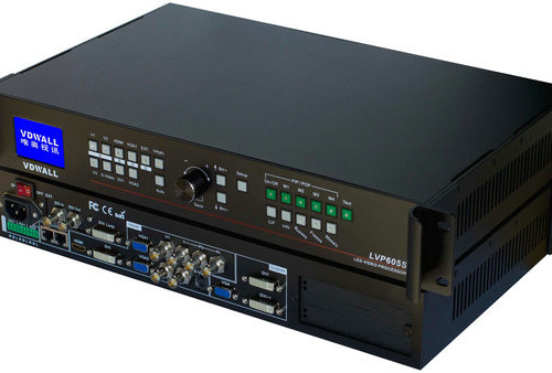 VDwall-LVP605/LVP605S/LVP605D LED VIDEO PROCESSOR