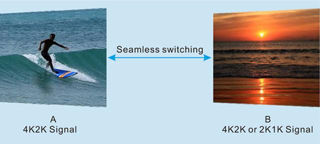 LVP608 - 2K 4K 8K LED video processor-4