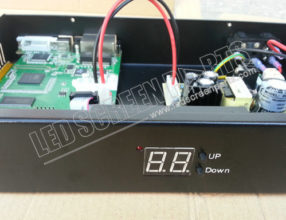 Linsn DS852 LED Sender Box For Double Color-tri color