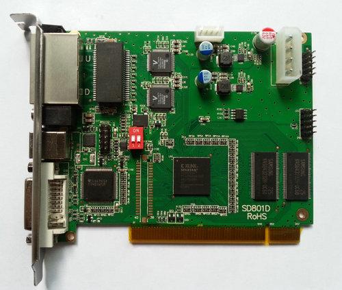 Linsn TS802D sender card