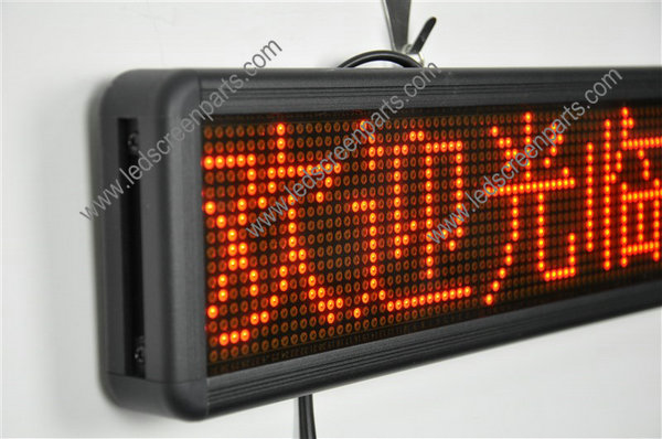 LED open sign / scrolling LED signs