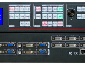 VDwall video processor LVP8601 for LED screen /LED display