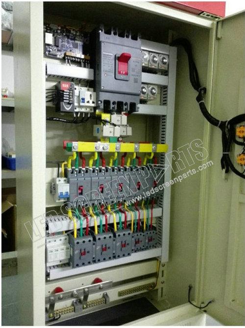 LED display power box
