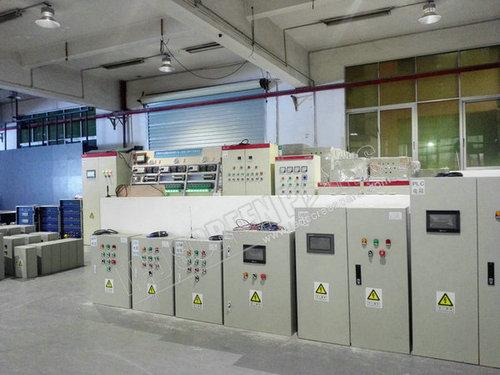 LED sign distribution box distributor