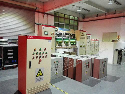 LED sign power distribution box-1