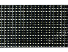 P10 single white outdoor DIP LED module 160X320