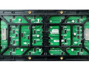Assemble P4 outdoor SMD LED module 128X256