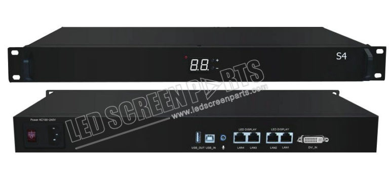 Colorlight S4 HD LED Sender processor