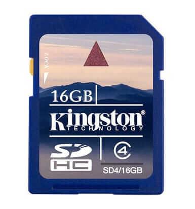 金士顿(Kingston)16GB-Class4-SD.jpg