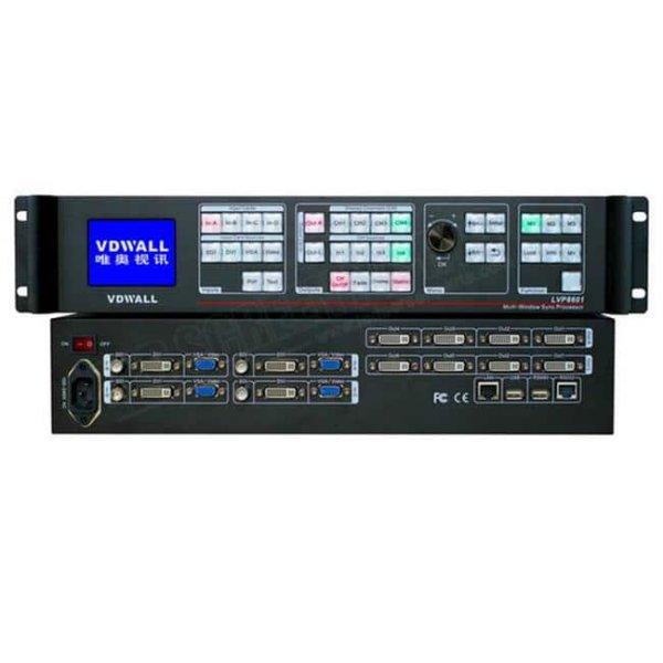Vdwall-LVP8601 Multi-Windows Sync Processor