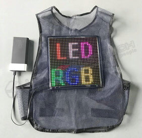 New-Vest LED Screen| Vest LED Display| Wearable LED Display| LED Bagbackpack-advertising-LED-vest-display-screen.jpg_300x300