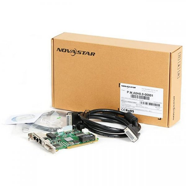 Novastar sending card MSD300 Package
