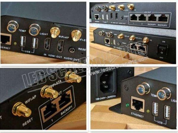Taurus-Series-Multimedia-Player-TB3-Detail