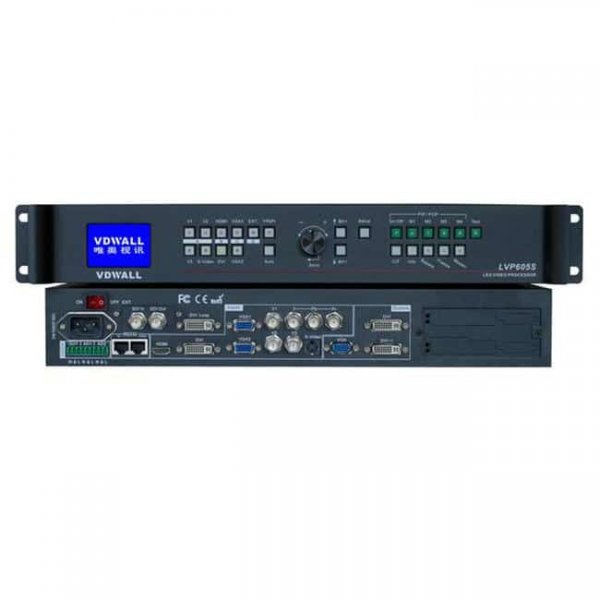 VDWALL LVP605LVP605DLVP605s LED Video Processor