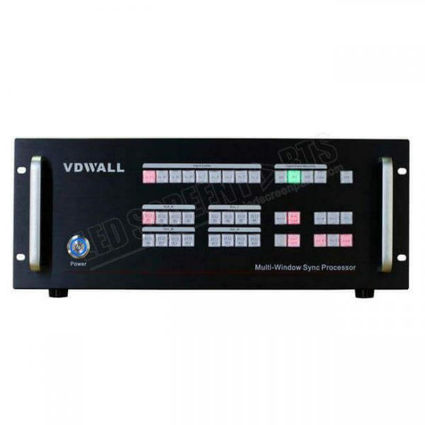 VDwall-LVP86XX Multi-Windows Sync Processor