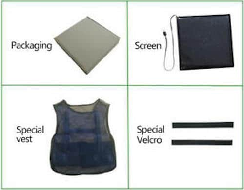 Vest-LED-screen-packaging