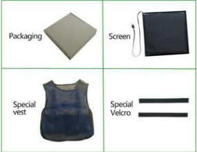 Vest LED screen packaging