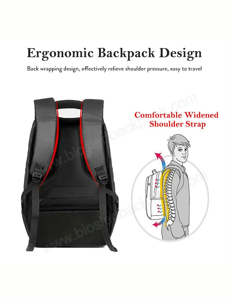 smart led dynamic backpack
