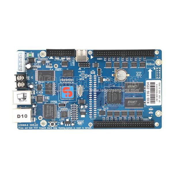 XixunK10 Controller front side