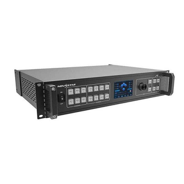 Novastar J6 Multi-Screen Splicing Processor side