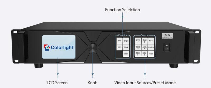 Colorlight X8 Controller