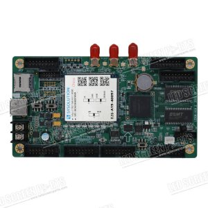 Xixun Sysolution E26-A19-40097 Taxi Top LED Display Controller interface