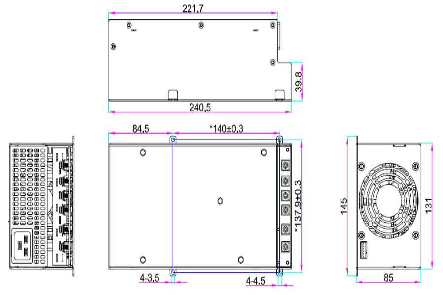 HWA3500-12-2S-HWAWAN-Power-for-LED-Display-Server-Workstation size